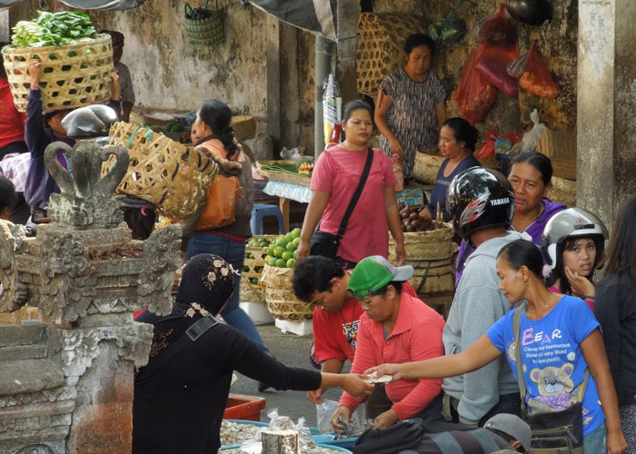 Bali Traditional Market - Half Day Tours in Bali