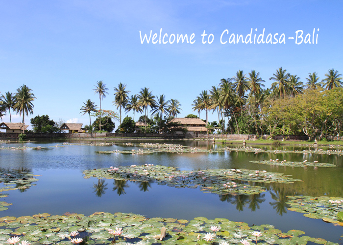 Candidasa Lotus Lagoon - Car Charter And Transfer in Bali