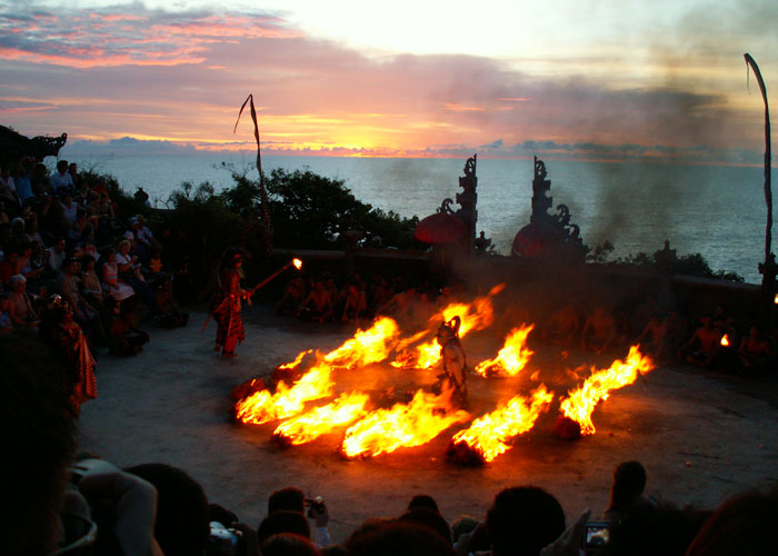 Kecak Dance - Half Day Tours in Bali