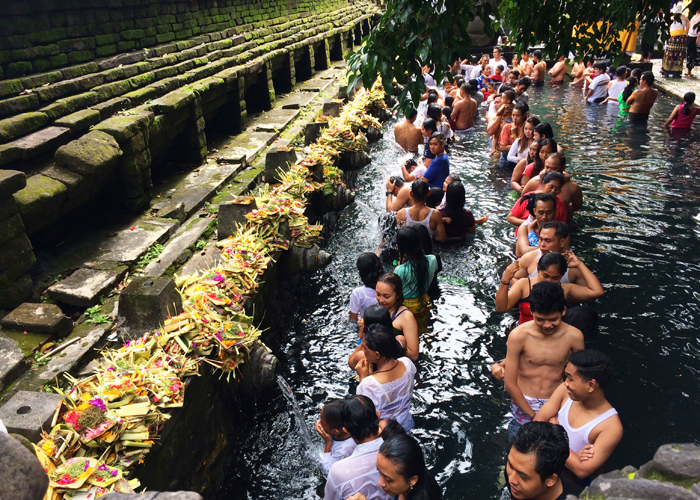 Tirta Empul Ceremony Day