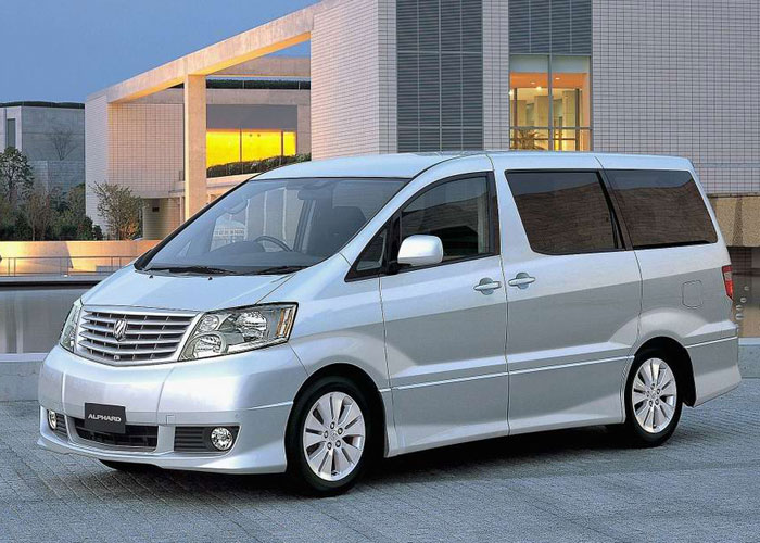 Toyota Alphard Rental - Car Charter And Transfer in Bali