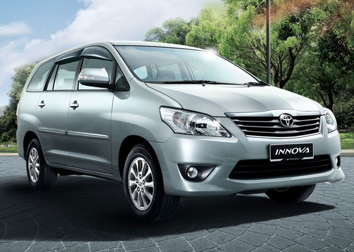Toyota Innova - Car Charter And Transfer in Bali