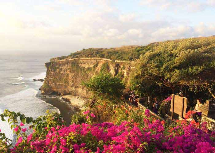 Uluwatu Temple - Half Day Tours in Bali