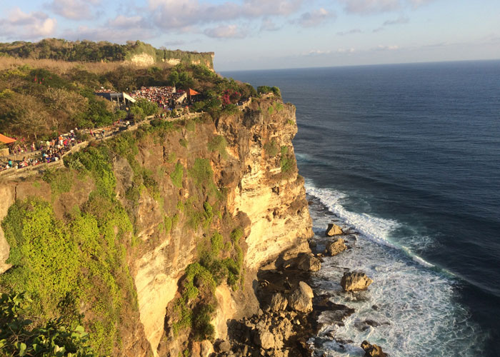 Uluwatu View Sunset