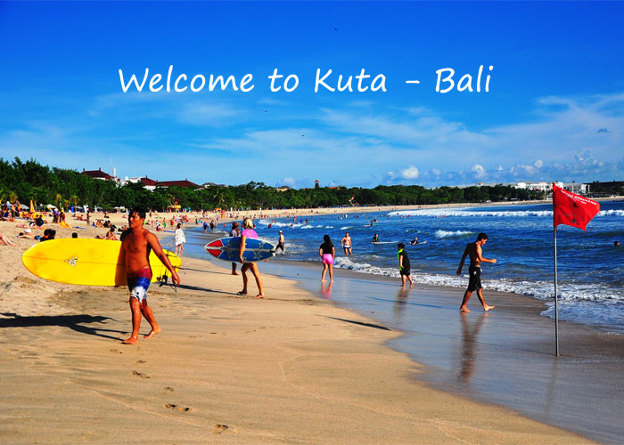 Welcome To Kuta   Bali - Car Charter And Transfer in Bali