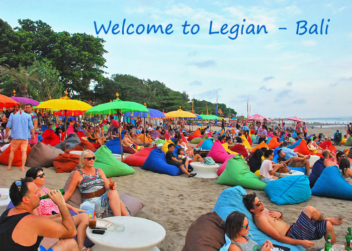 Welcome To Legian