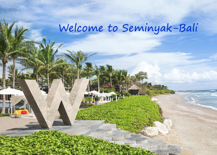 Welcome To Seminyak - Car Charter And Transfer in Bali