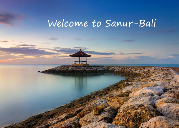 Welcome To Sanur