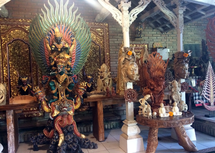 Wood Carving Ubud