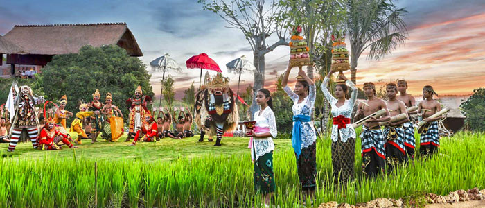 Bali Things To Do Arts and Culture