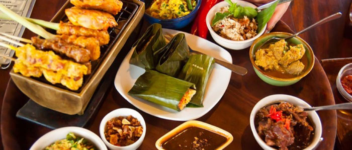 Bali Things To Do Restaurants and Culinary
